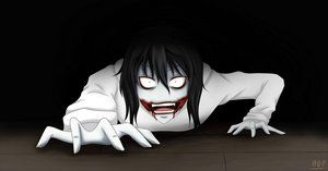 Jeff the killer- Out of darkness by House-0f-Freak