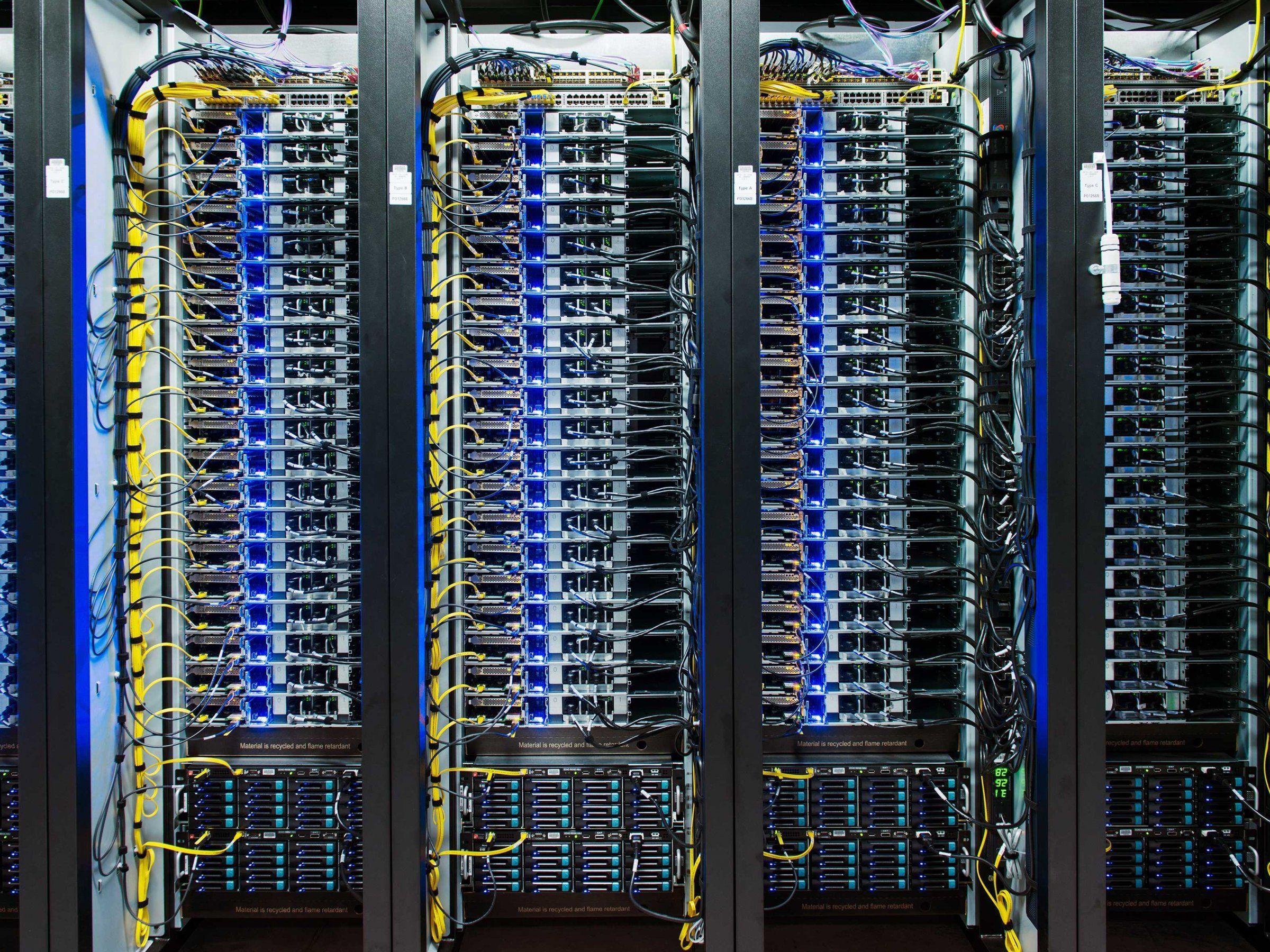 Algos could trigger stock market crash Data center, Data