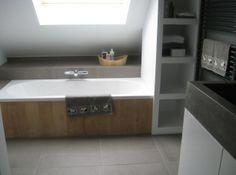 Badkamer Schuin Dak : Badkamer schuin dak indeling google zoeken bathrooms baños