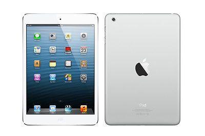 Apple iPad mini 1st Generation 16GB Wi-Fi 7.9in - White & Silver https://t.co/ws703Jonw2 https://t.co/oZRp5WEpZa