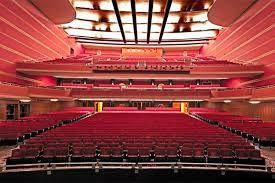 The Kansas City Music Hall Is Located Inside Kansas Citys Art Deco