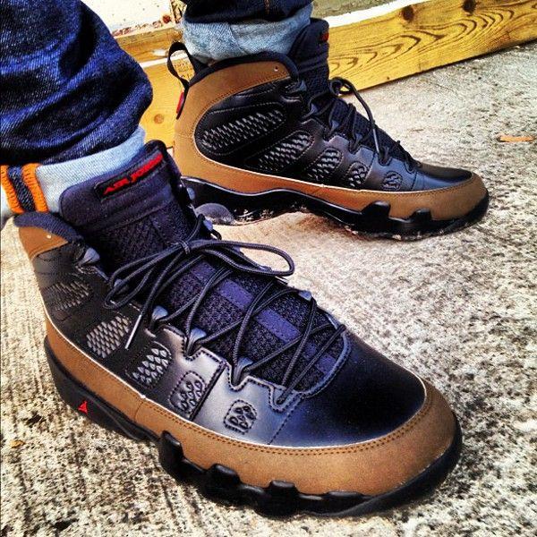 best loved b8c96 40cd4 Air Jordan 9 Retro Olive | sneaks | Shoes sandals, Shoes ...