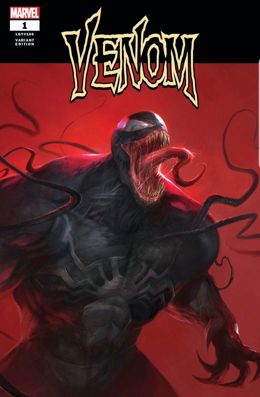 first print Venom #1 2018