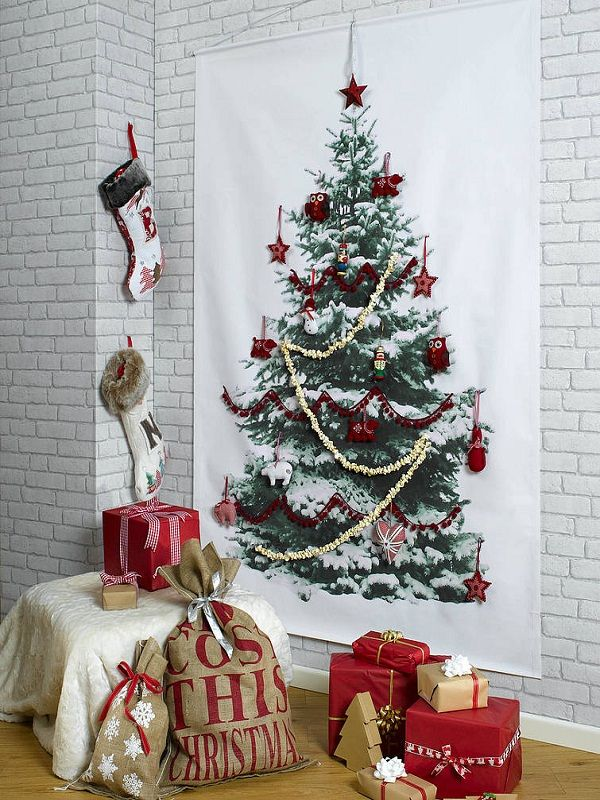 Alternative Christmas Decorations.Top 40 Beautiful Christmas Decoration Ideas For The Small