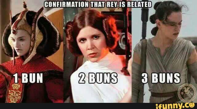 Padme Leia And Rey Star Wars Humor Star Wars Memes Star Wars Universe