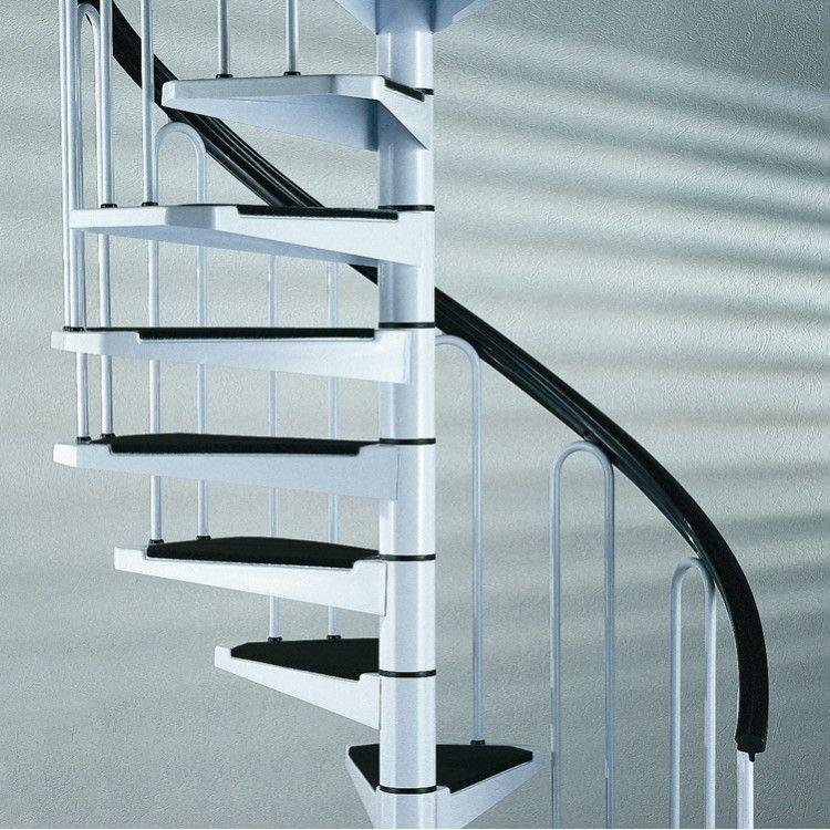Escalier Colimacon Ivy Metal En 2020 Avec Images Escalier En