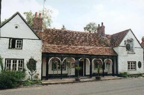 Midsomer Murders Locations - Brightwell Baldwin, Oxfordshire