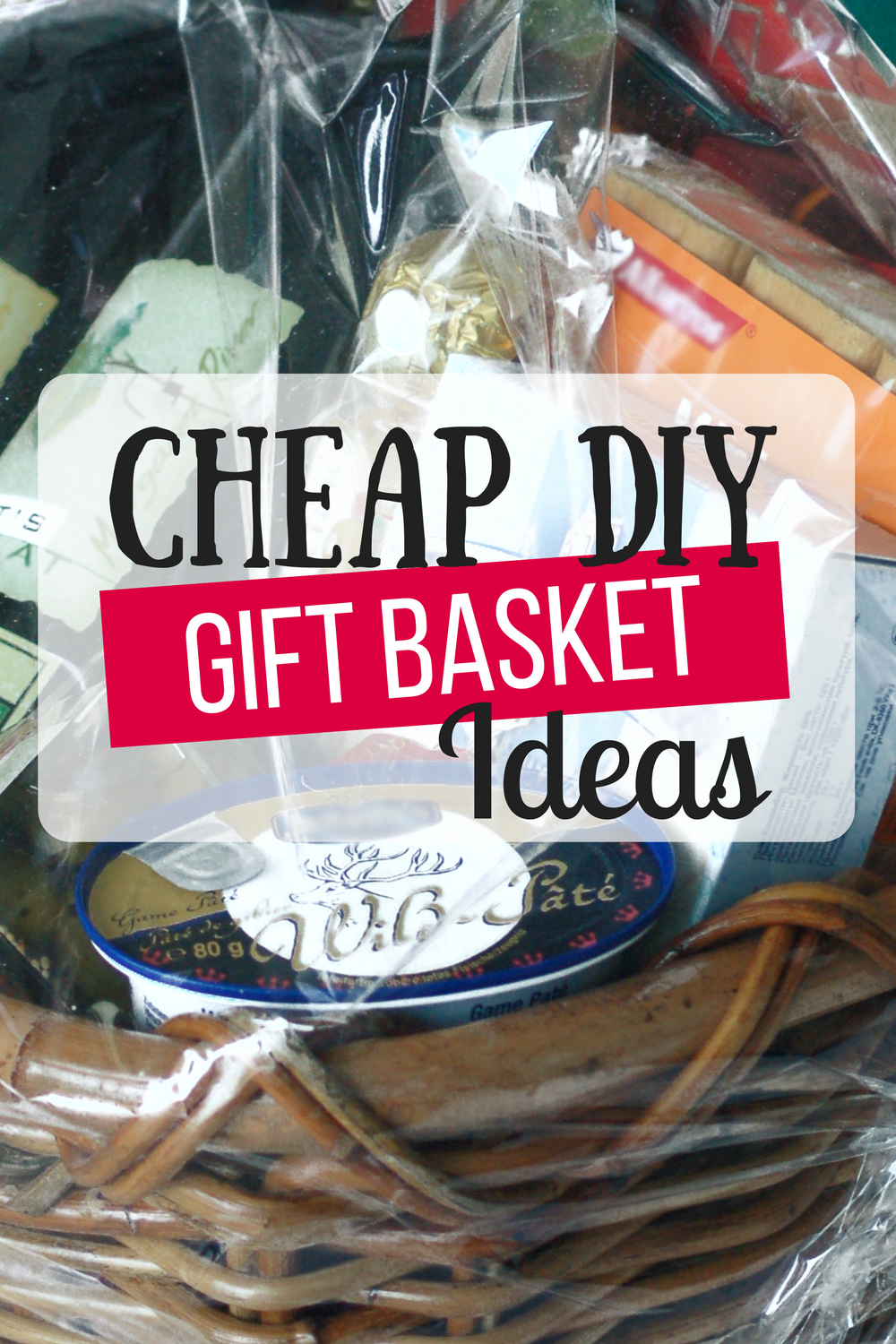 Cheap Diy Gift Baskets Diy Gifts Cheap Diy Christmas Gifts