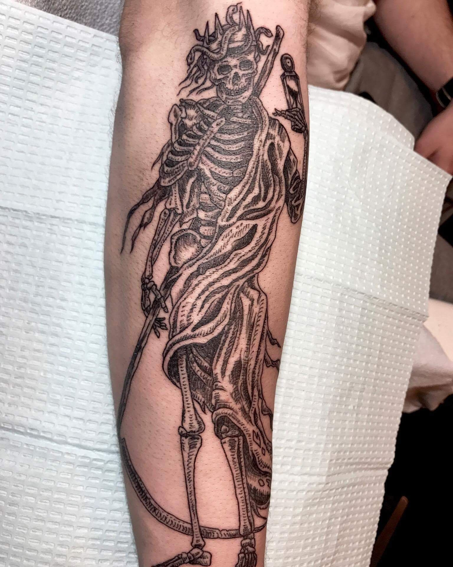 Pin by Tori Hubbard on tattoos in 2020 Japanese forearm