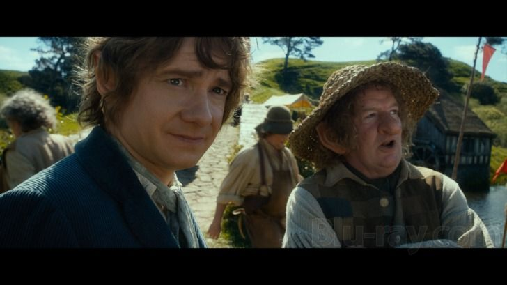 The Hobbit: An Unexpected Journey Blu-ray: Extended Edition