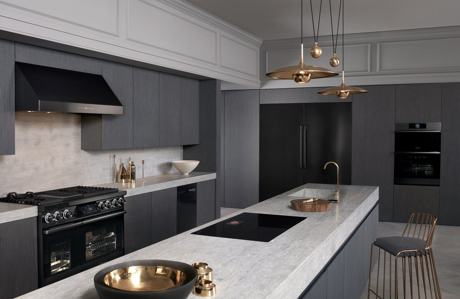The Modernist Collection by Dacor  Interior design kitchen