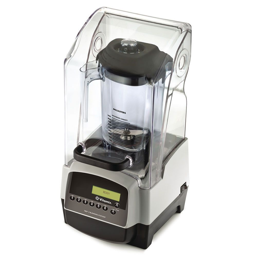 Vitamix Commercial 68255 Touch & Go 2 Countertop Drink