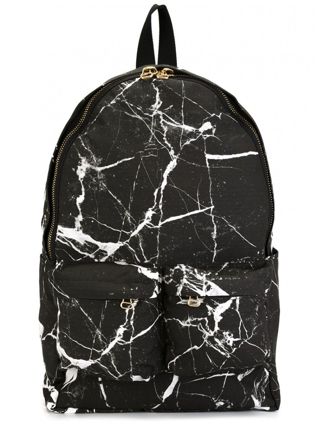 Off White Marble all over backpack | Tessabit shop online