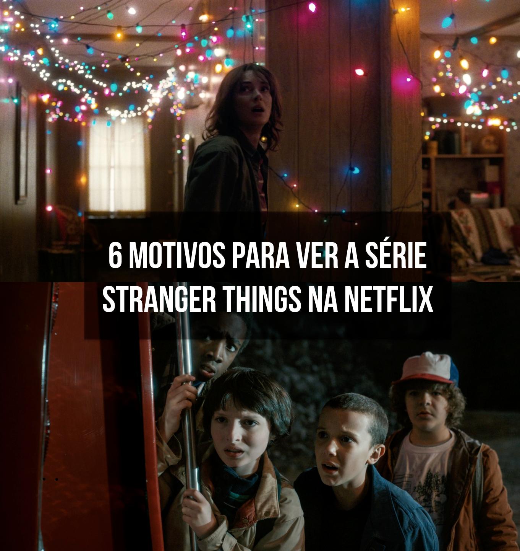 Filmes De Comedia Dos Anos 80 with regard to 6 motivos para ver a série stranger things na netflix | surpresa