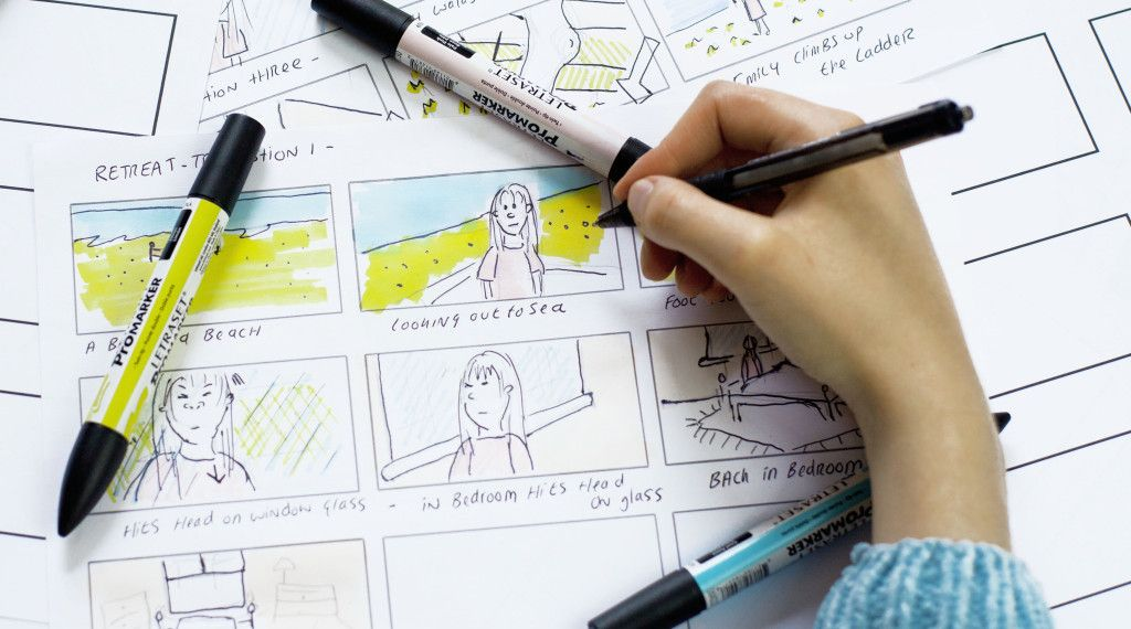 short film storyboard template how to storyboard a short film ...