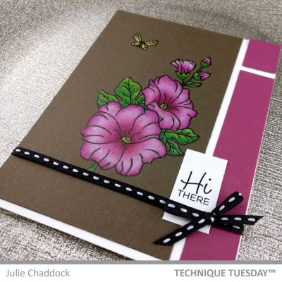 Clear Stamps Flowers Countryside Scenery Animals for DIY Card Making Scrapbooking Flowers