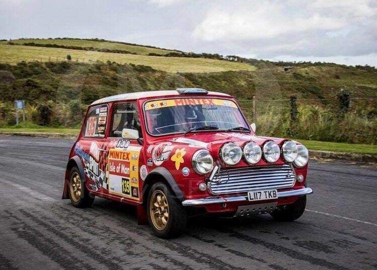 Rally Minis Are My Favourite Minis Minisportltd