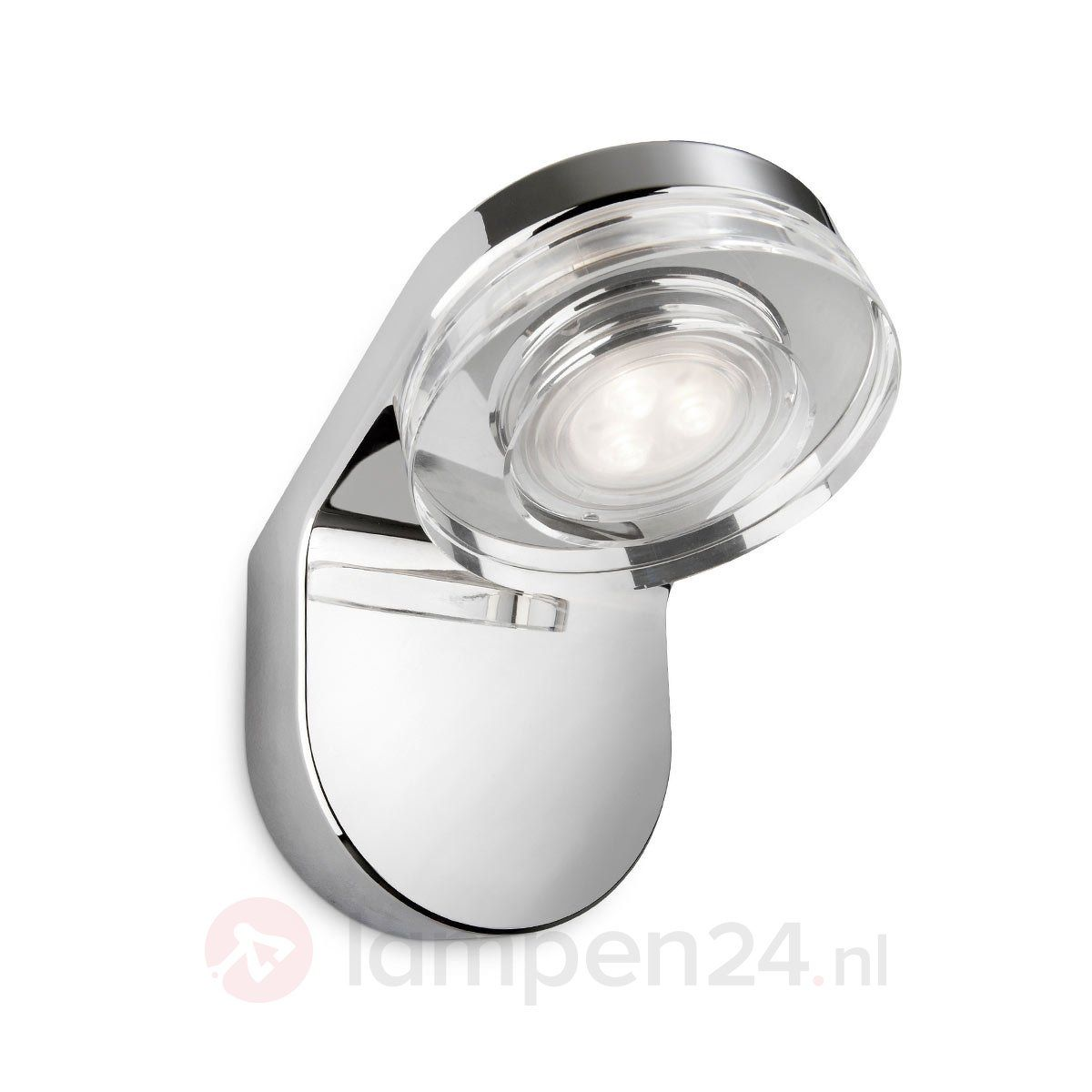 Badkamer wandlamp Mira met LED\'s   Studio
