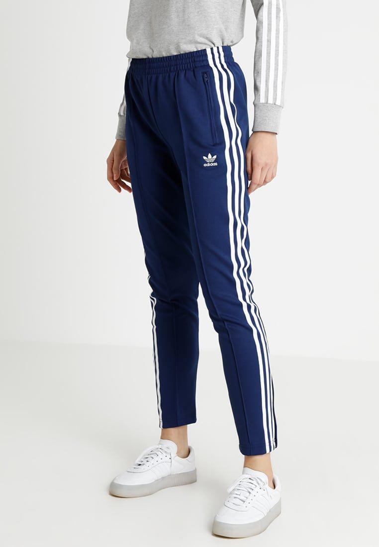 Ankellängd! Slim fit! | Adidas outfit, Donkerblauwe broek ...