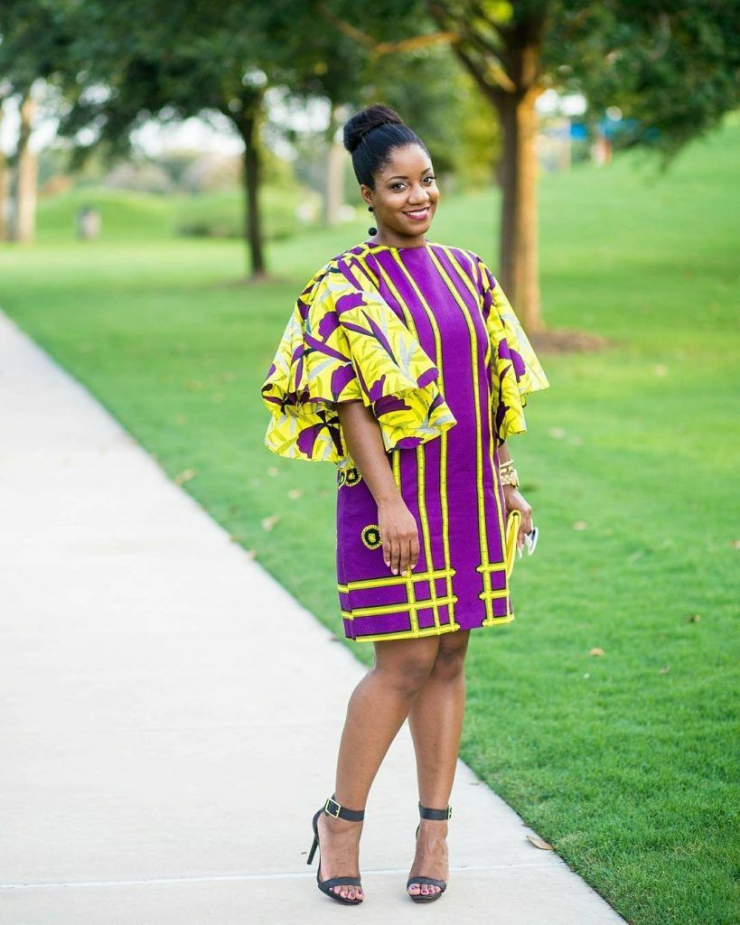 In the last few years ankara styles gown has become a staple in