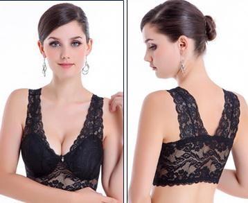 11e0e384d8aba Wholesale cheap product type -6colors m~xxl women bra sexy lace push up bra  women no rims underwear sports bra plus size crop top vest sleeping  lingerie ...