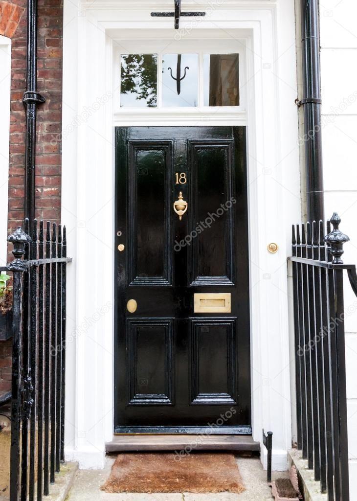 Häufig Herunterladen - Traditionelle englische viktorianische Haustür PA07