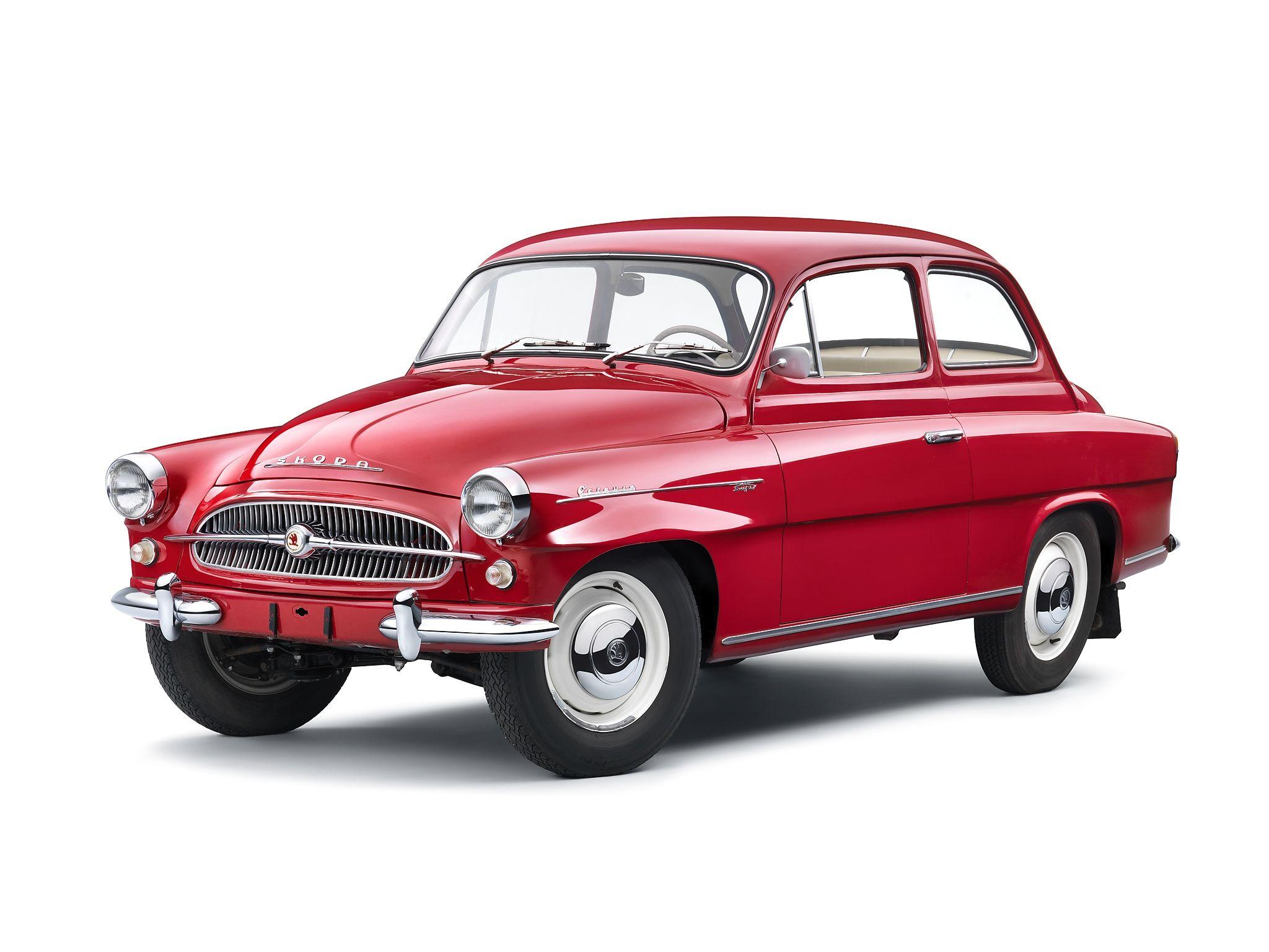 1959 64 Åkoda Octavia