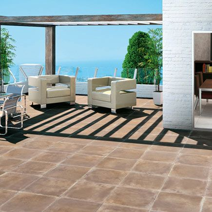 Pavimento leroy merlin casita feliz cer mica pavimento ceramico y terrazas - Pavimentos para terrazas ...