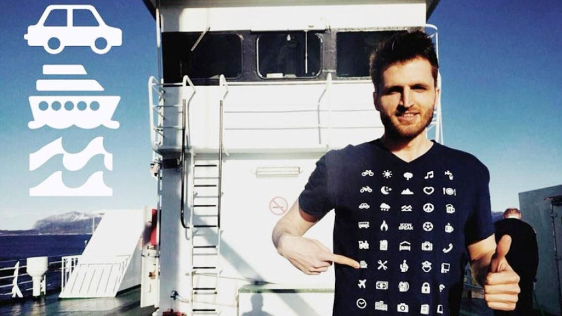 Genius T-Shirt Let's You Communicate With Anyone In The World image