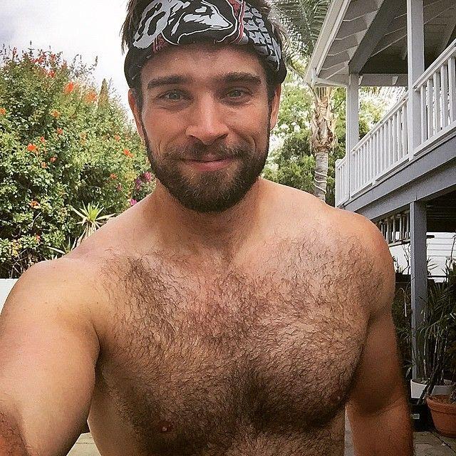 furry chest hair man gay