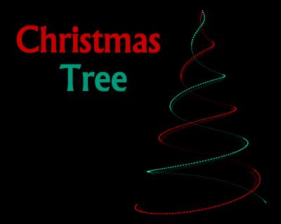 Animated Christmas Tree With Javascript Christmas Tree Javascript Animation Spiral With Images Animated Christmas Tree Animated Christmas