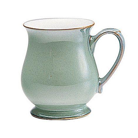 Denby Regency Green Craft Mug At Debenhams Mobile Denby Pottery Pottery Denby