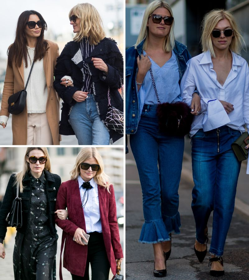 How to Pose in a Photo: Lessons from the Street Style Set - The