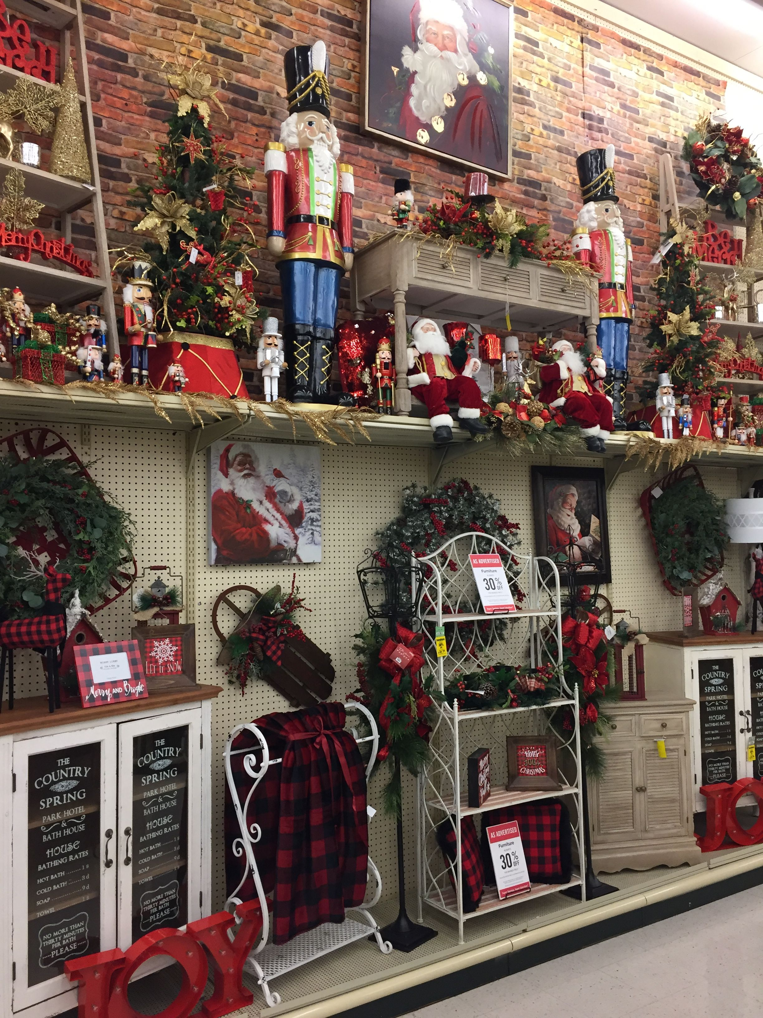 Hobby Lobby Christmas Decorations 2019 Pin by Lorena on Hobby Lobby in 2019 | Hobby lobby christmas