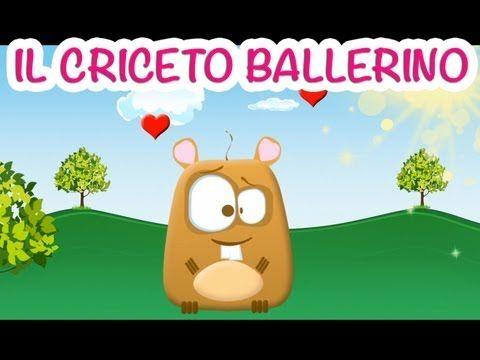 Il Criceto Ballerino Canzoni Per Bambini E Bimbi Piccoli
