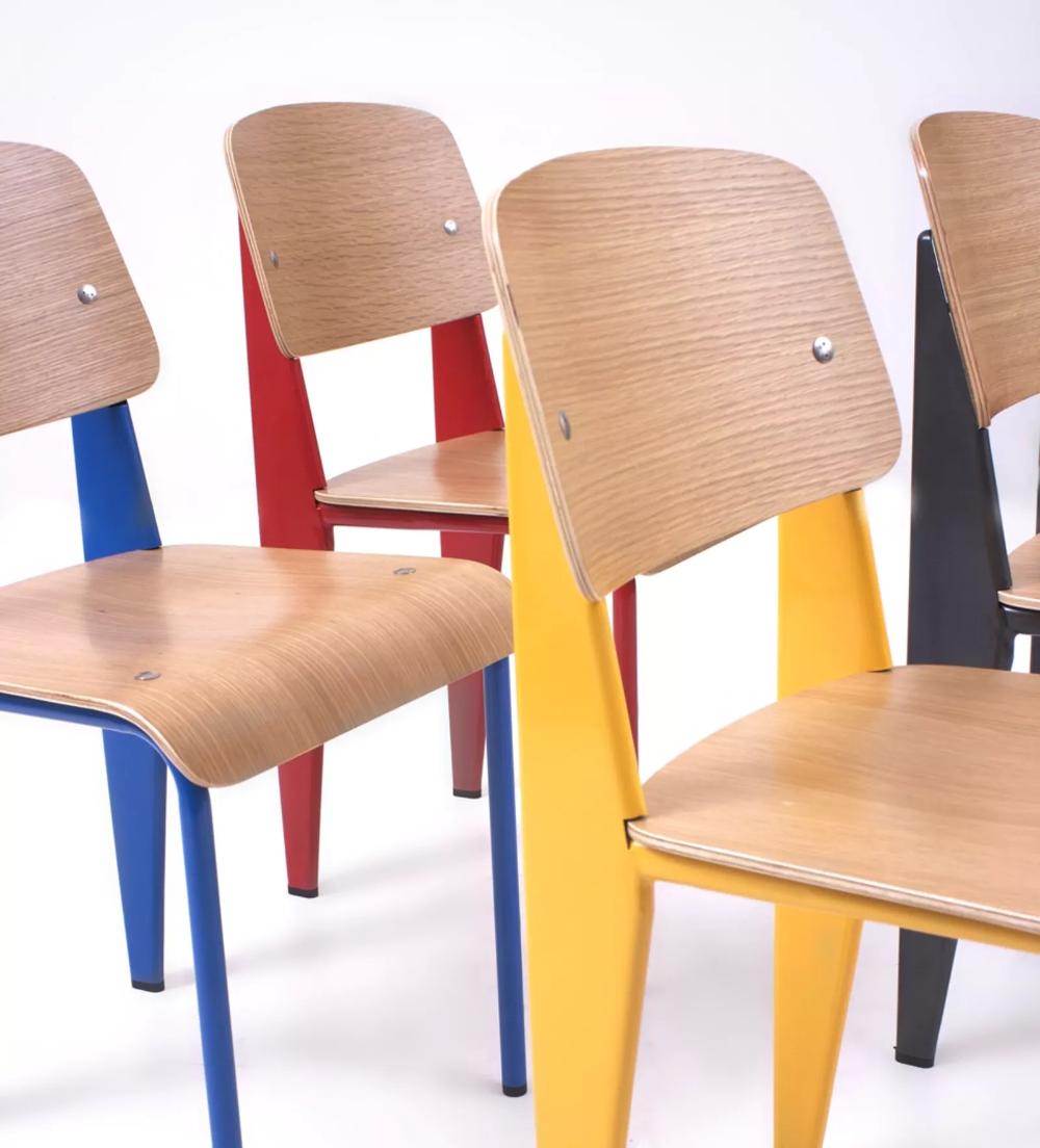 School Chair Hospitality Furniture Harrows NZ