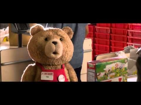 Ted 2 Best Scene In Movie Liam Neeson Buying A Box Of Trix Youtube Liam Neeson
