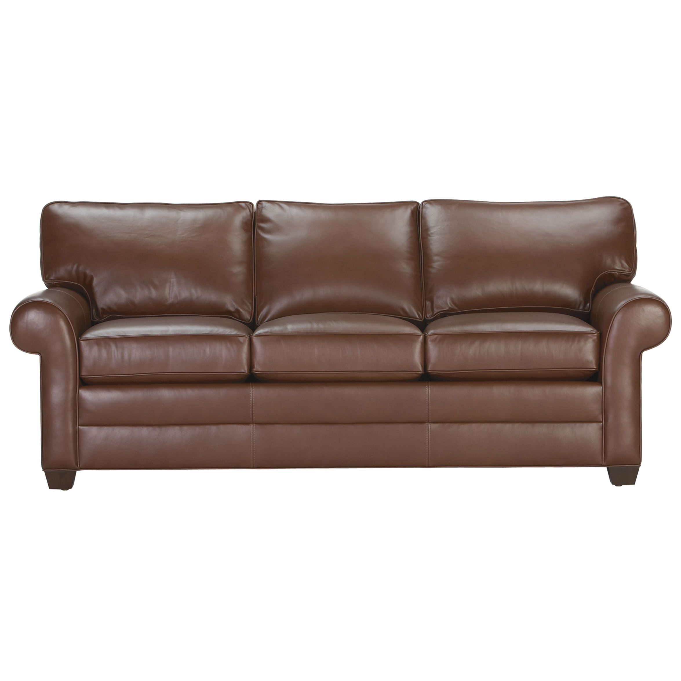 Bennett Leather Sofa Devine Acorn Ethan Allen Us Leather Couch Leather Sofa Love Seat