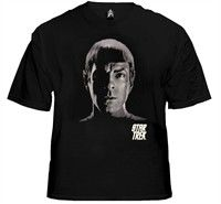 """Click Image Above To Purchase: Star Trek Xi  """"spock Shadows"""" T-shirt"""