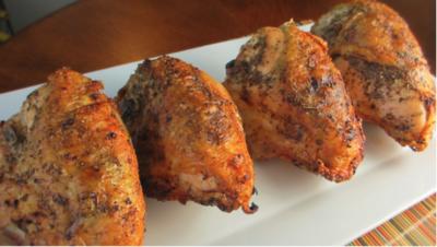 Copycat Boston Market Tuscan Herb Chicken Chicken