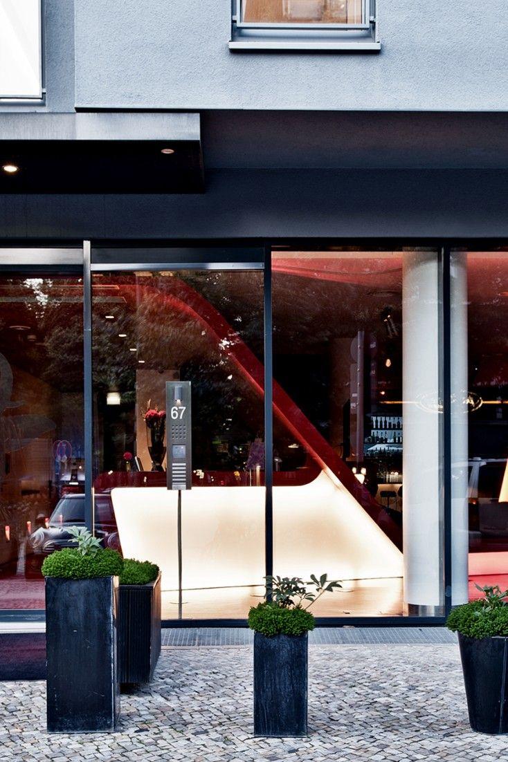 The hotel is located just off Berlin's poshest shopping street, Kurfürstendamm. #Jetsetter
