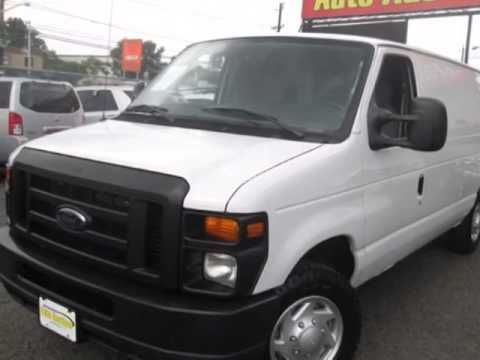 2011 Ford E 150 Van Jersey City Nj Cars For Sale