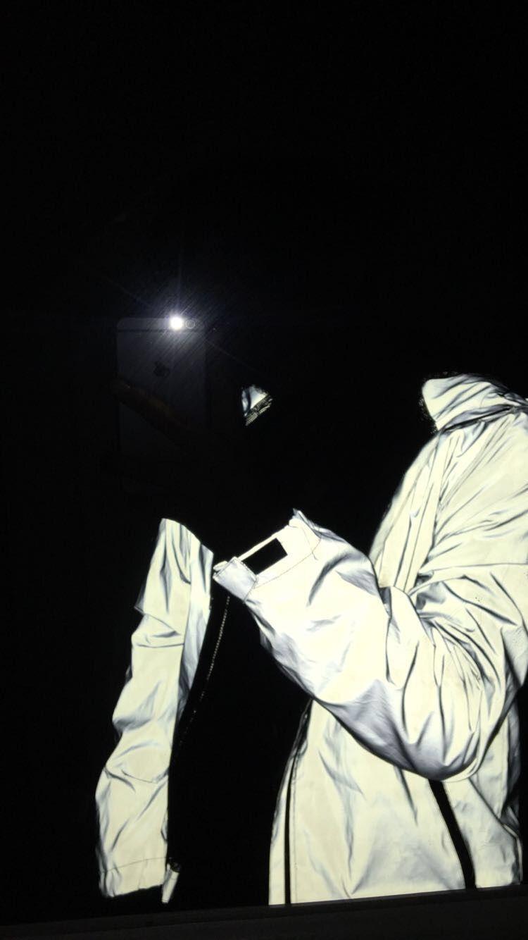 Vapor Flash Reflective Jacket