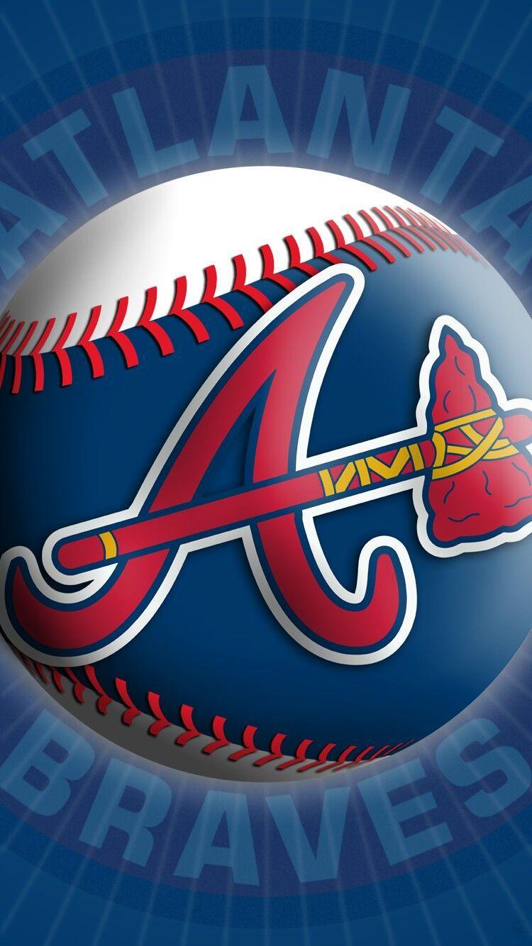 Atlanta Braves Wallpapers 3d Wallpapers In 2020 Atlanta Braves Wallpaper Atlanta Braves Baseball Atlanta Braves Logo