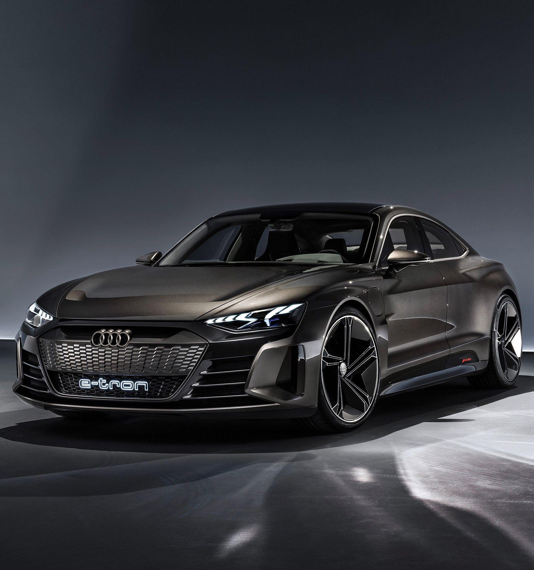 2018 Audi E Tron Gt Concept The Man Audi E Tron Audi E Tron
