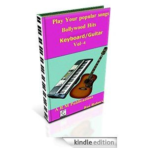 Amazoncom Keyboard Guitar Notes Bollywood Millennium Hits