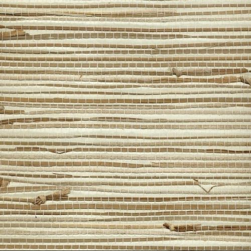 Trend Alert Grasscloth Wallpaper: Natural Elegence Seagrass Natural Grasscloth Wallpaper