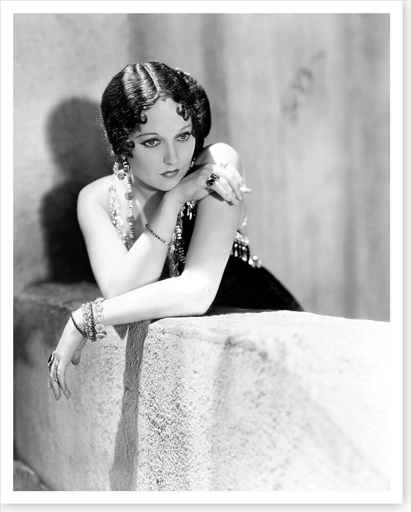 Tragic Movie Actress Comedienne Thelma Todd Silver Halide Photo