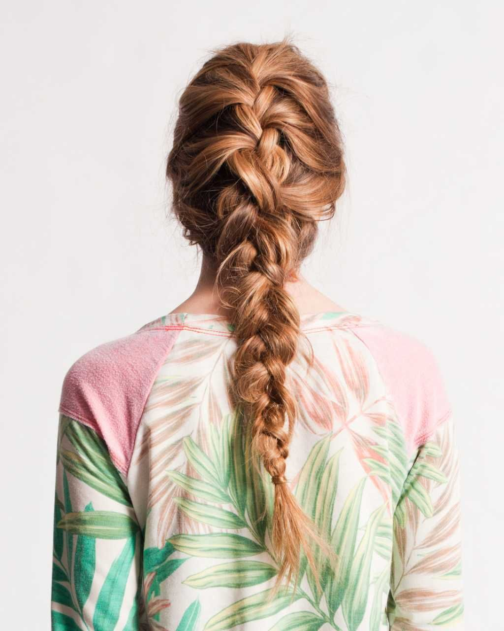 Classic French braid hairstyle for long hair :: one1lady.com :: #hair #hairs #hairstyle #hairstyles