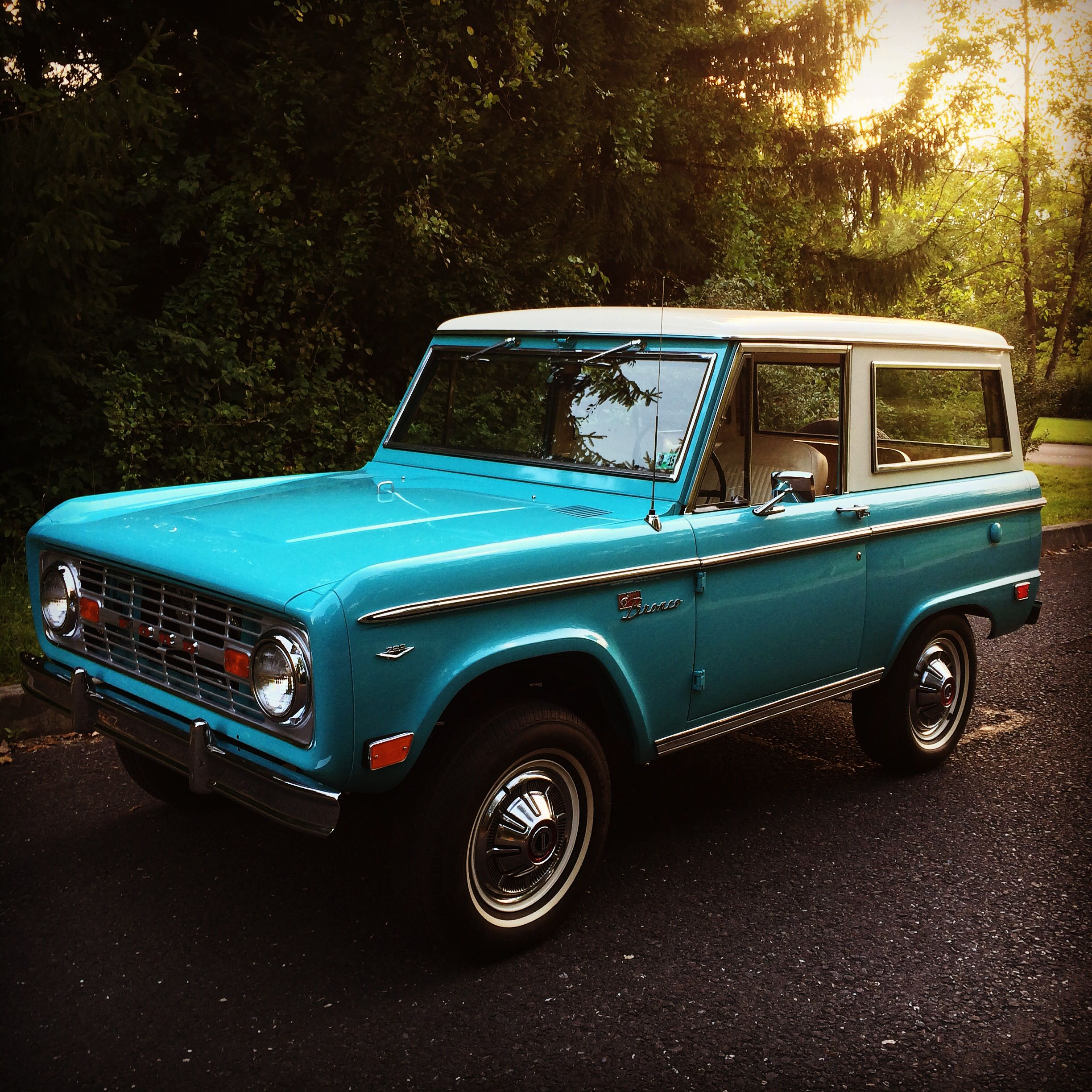 68 ford bronco